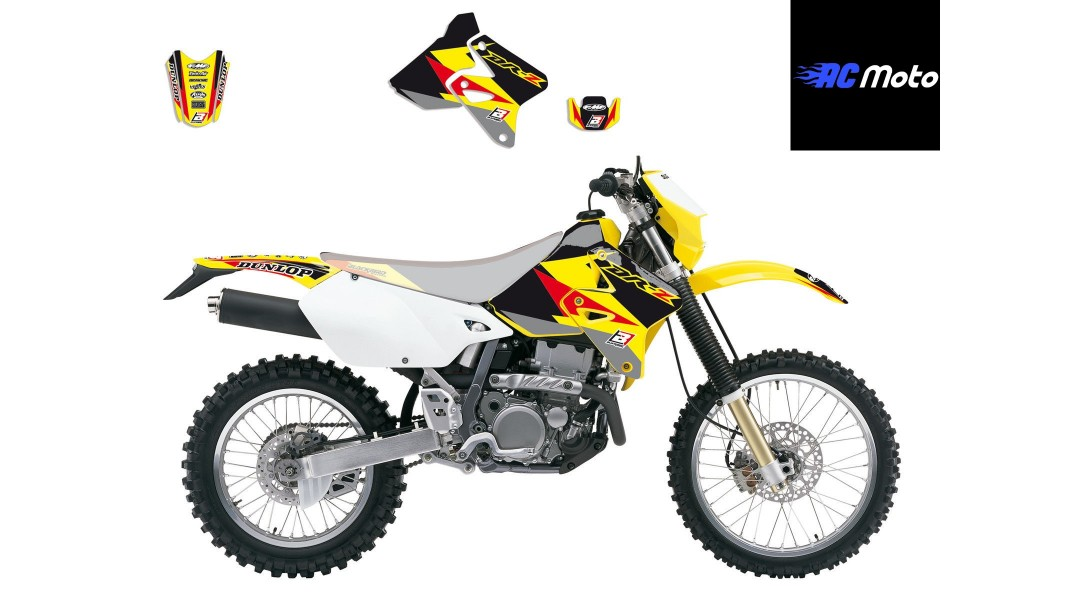 DRZ400 E S SM GRAPHICS ST...