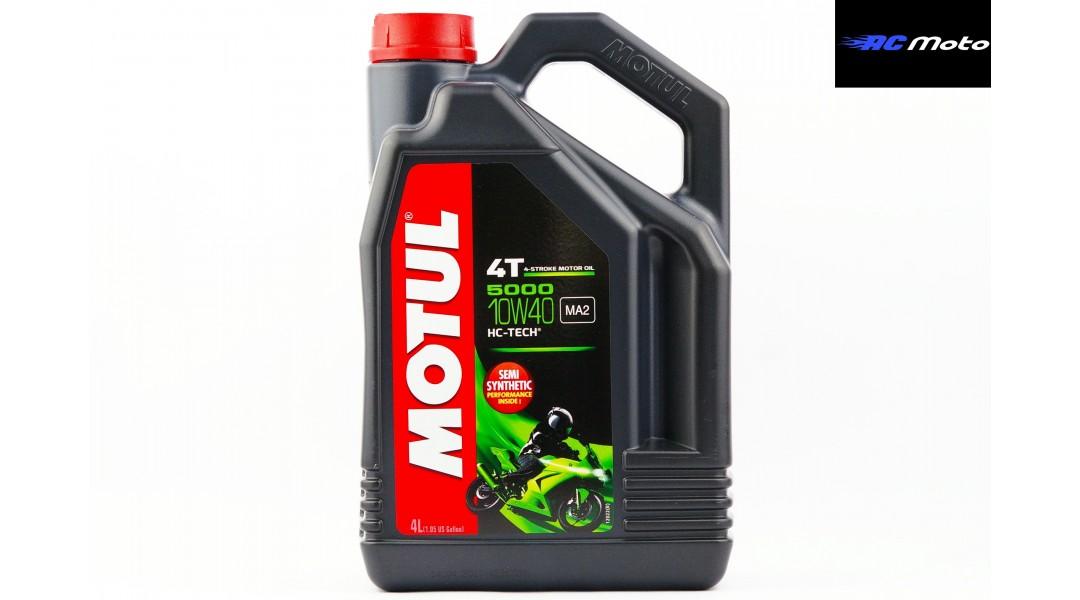 Motul 5000 10W40 Oil