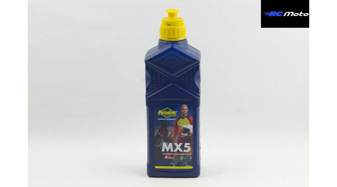 Putoline MX5 2 Stroke Mot...