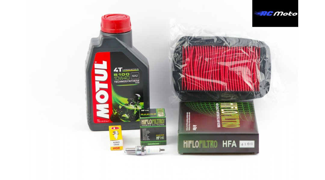 YAMAHA MT 125 SERVICE KIT...