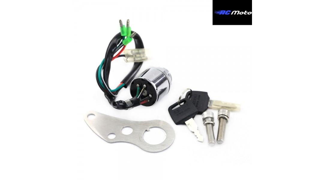 Suzuki DRZ400 Key Lock Set Ignition Switch|ACMoto co uk