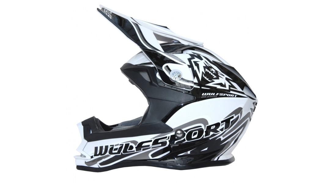 Wulfsport K2 Helmet Cub J...