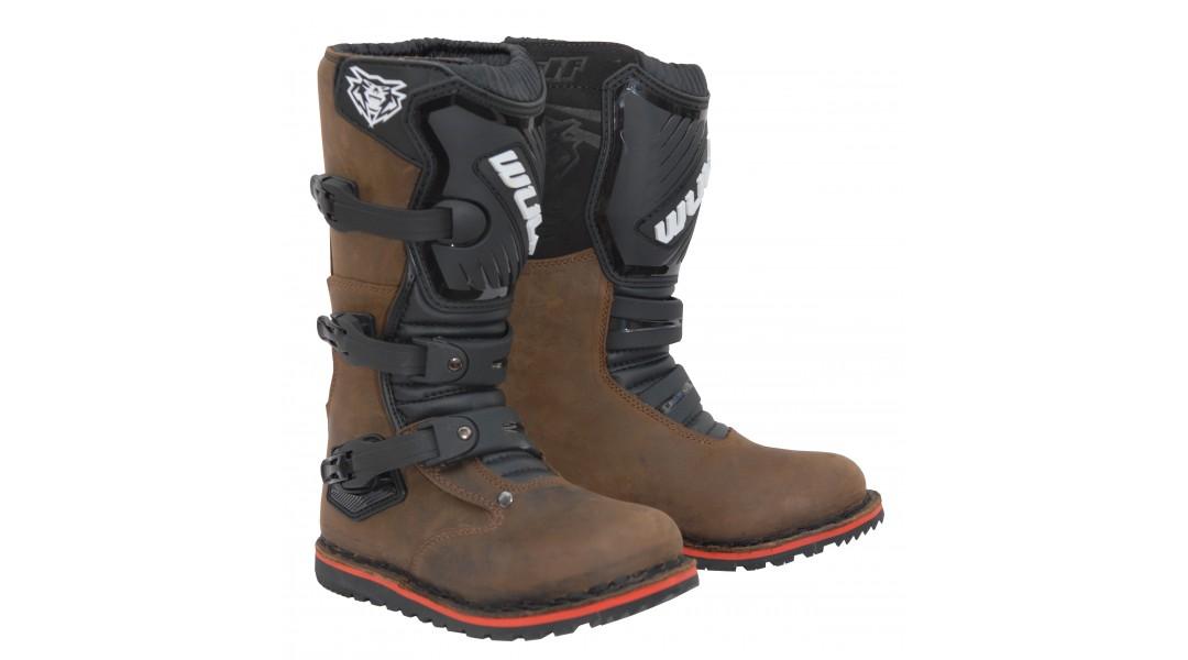 Wulfsport Trials Boots Cu...