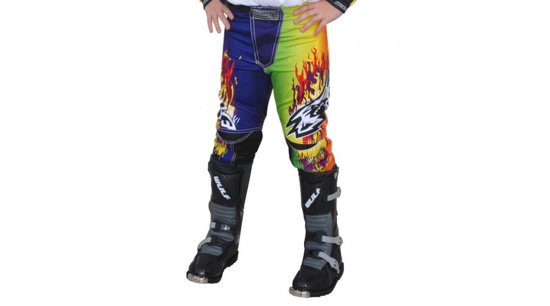 Wulfsport Firestorm Race Pants Cub Junior