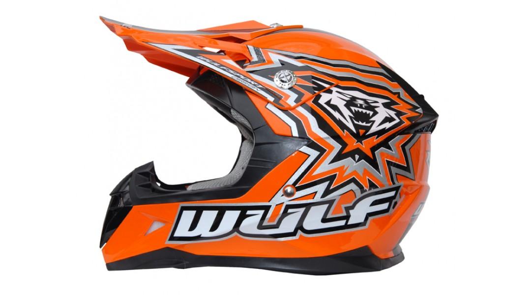 Wulfsport Flite Xtra Helm...