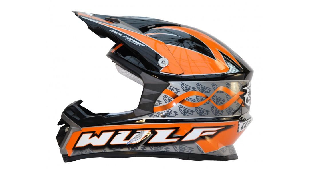 Wulfsport Arena Off Road Motocross Helmet