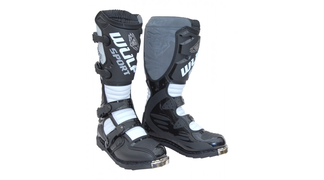Wulfsport Orca Motocross Off Road Boots Adults