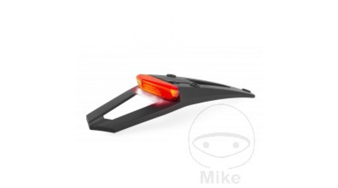 POLISPORT RED LED STOP AND TAIL LIGHT